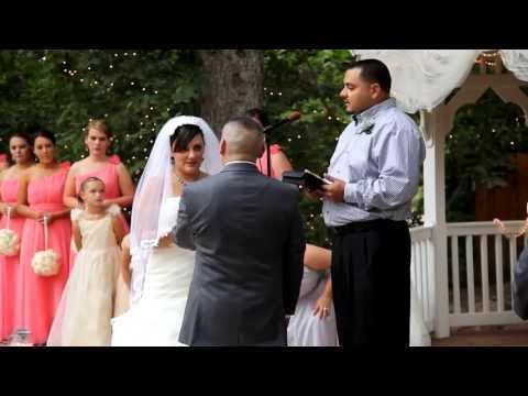 Melody & Daniel's Wedding Trailer (Tapestry House)