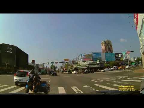 台南市 汽機車 車禍