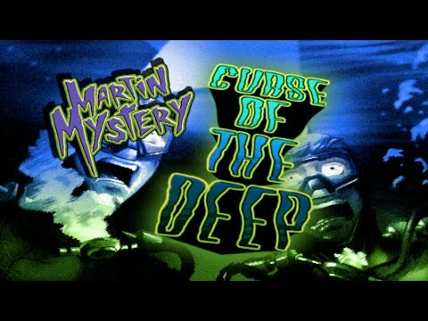 Martin Mystery - Curse of the Deep | FULL EPISODE | ZeeKay