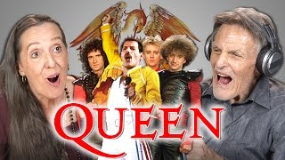 Video ELDERS REACT TO QUEEN MP3, 3GP, MP4, WEBM, AVI, FLV Mei 2018