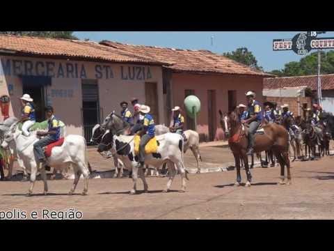 VIII Cavalgada de Santa Terezinha do Tocantins 2012
