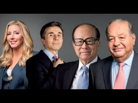 Forbes - Forbes editors and wealth reporters break down the 2012 list. The 2012 Forbes Billionaires list: http://www.forbes.com/billionaires.