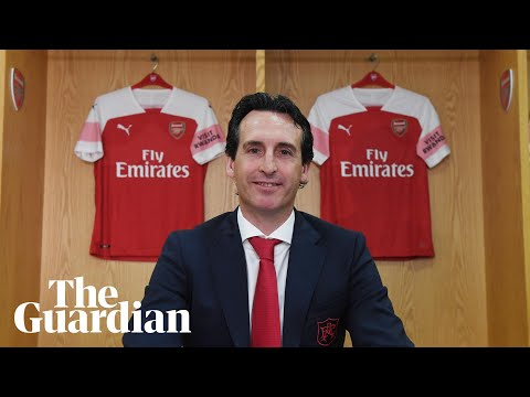 Unai Emery: the story so far of Arsenal's new manager
