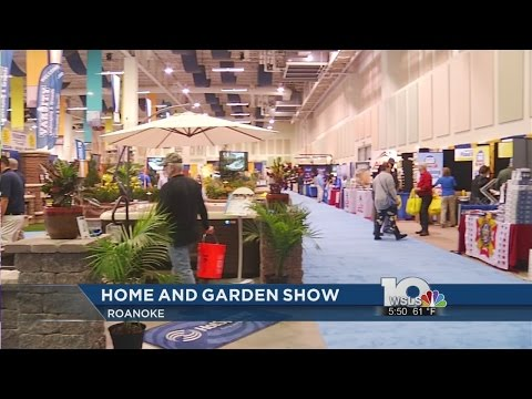 Home and Garden show back in Roanoke