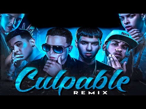 Letra Culpable (Remix) Mike Duran Ft Anuel AA, Kevin Roldan, Bryant Myers y