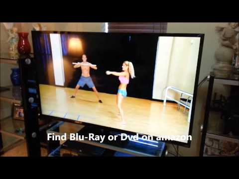 Air Bar Workout video, with Erin Buchanan