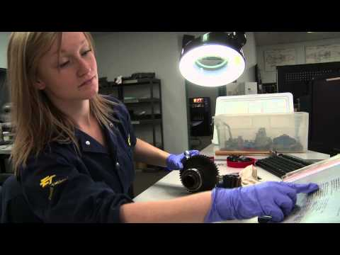 Aircraft Gas Turbine Engine Repair and Overhaul Technician   H264