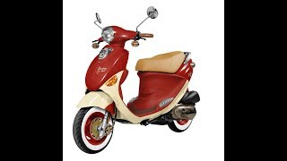 7. Genuine Buddy 50cc Moped Scooter Ride - 2018-04-19a