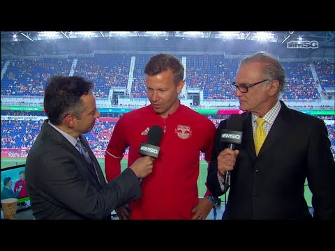 Jesse Marsch Is Back as a Red Bulls Supporter | New York Red Bulls