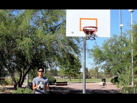Dear Ryan - Do a Basketball Trick Shot! (видео)