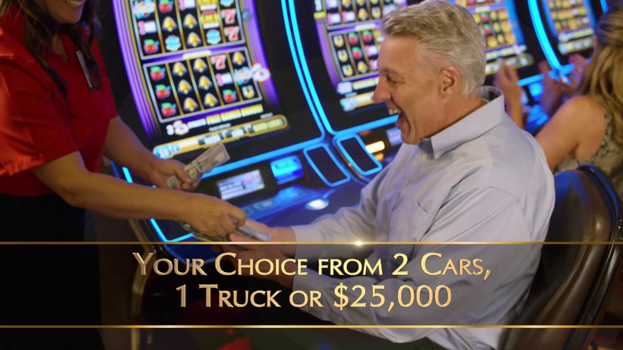 Win Your Choice of a New Truck, 2 New Cars, or $25k at Valley View Casino