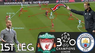 Download Video How Klopp's Liverpool Destroyed Pep's Manchester City in Champions League: Tactical Analysis|1st LEG MP3 3GP MP4