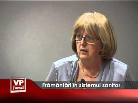 Framantări în sistemul sanitar