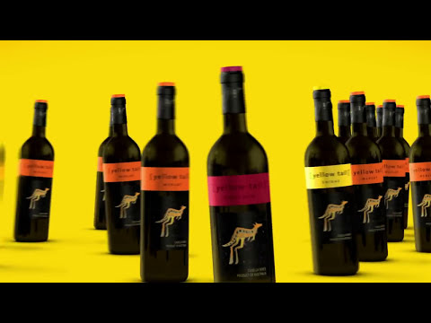 Yellow Tail Commercial (2015 - 2016) (Television Commercial)