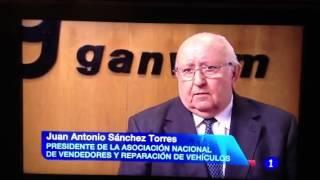 Los talleres ilegales, protagonistas en el telediario de La 1