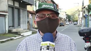 Tio Mica lê Nota da CMVR sobre Plano Municipal para Infância e Adolescência de Volta Redonda