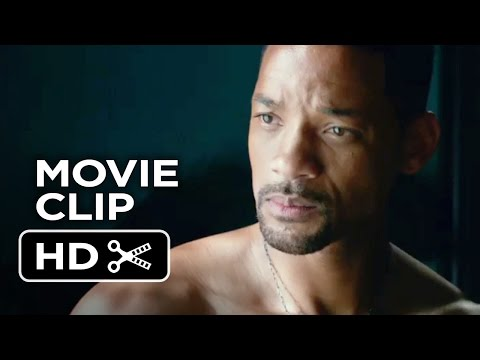 Focus Movie CLIP - You're Still Sleeping (2015) - Will Smith, Margot Robbie Movie HD