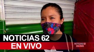 Cientos de casos por covid-19 en México – Noticias 62 - Thumbnail