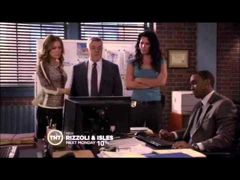Rizzoli & Isles 2.02 (Preview)