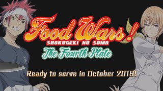 Food Wars The Fourth Plate - Bande annonce