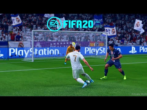 FIFA 20 Gameplay Real Madrid Vs Liverpool FIFA 2020 PS4 Demo