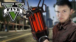 GRAVITY GUN MOD  GTA 5 (PC Mods)