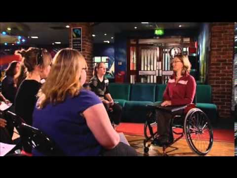 A 16-year-old from Dorchester has become an ITV Fixer to bring local disabled and able-bodied young people closer together. This story was shown on ITV News West Country in October 2010.