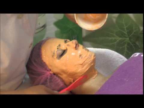 Альгинатная маска Глубоко-увлажняющая