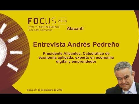 Andrés Pedreño en Focus Pyme Alacantí[;;;][;;;]