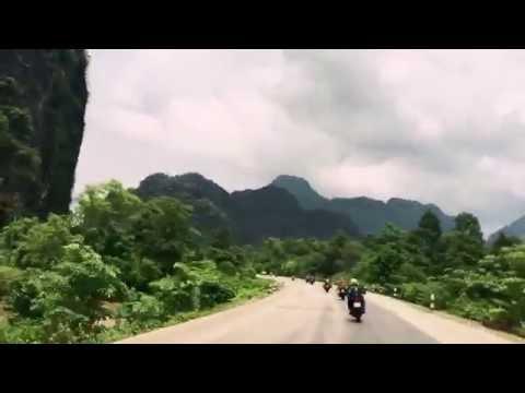 ถ้ำน้ำลอดเซบั้งไฟ🇱🇦 Trophy🇱🇦 by.8เซียน✌️✌✌ (видео)