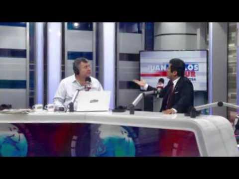 Entrevista radial con Carlos Tafur en Radio Exitosa