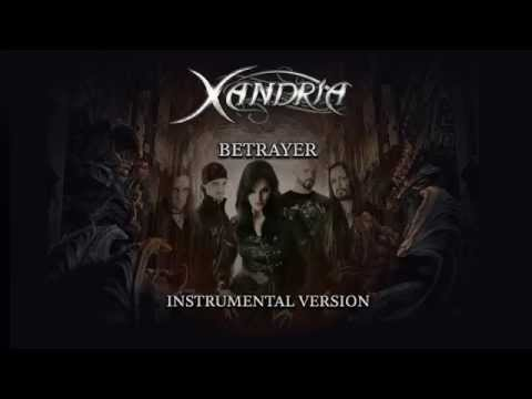 XANDRIA - Betrayer (instr.; audio)