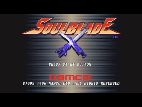 soul blade playstation characters