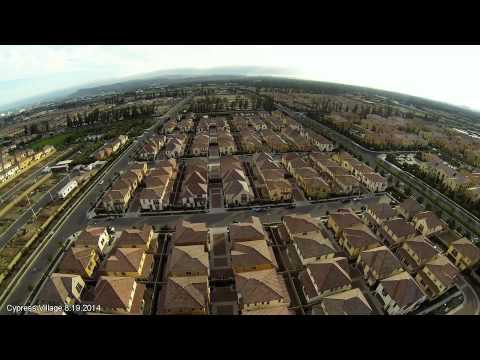 Irvine Drone Video