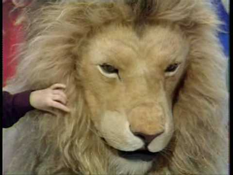 Blue Peter - How They Made Aslan