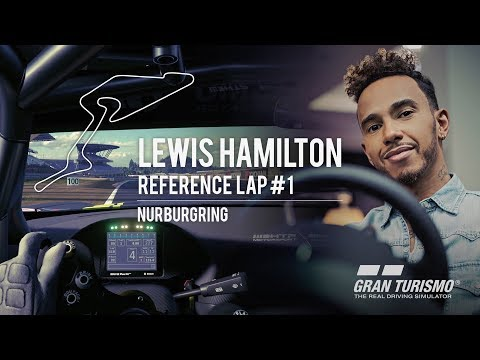 GT Sport - Lewis Hamilton Reference Laps #1 - Nurburgring: Extended Version | PS4