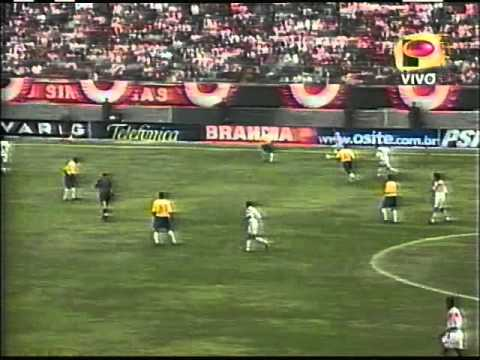 Eliminatorias 2002 - Peru Vs Brazil (2do Tiempo)