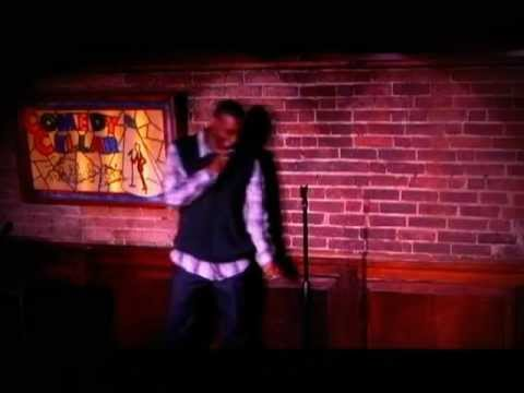 Malik Brantley-Comedy Cellar NYC
