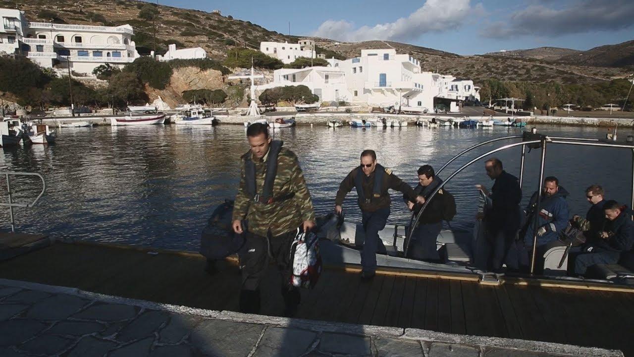 Αποστολή στρατιωτικών ιατρών σε ακρητικά νησιά