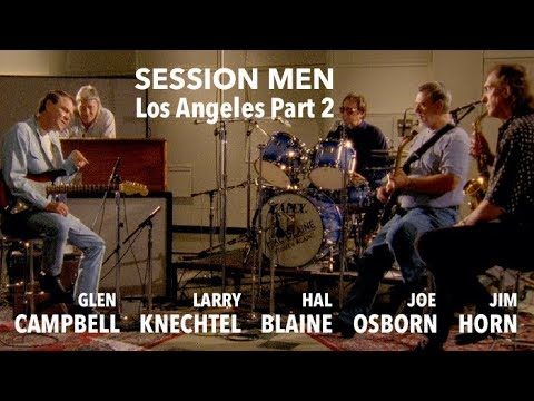 Session Men: Glen Campbell | Wrecking Crew 2 (Director Gil Baker)
