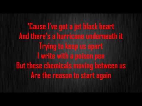 Jet Black Heart By 5sos Lyrics