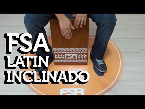 FSA Latin Series (inclinado) - Teste (видео)