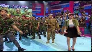 Download Video ZASKIA GOTIX Live At Dahsyat (10-10-2013) Courtesy RCTI MP3 3GP MP4