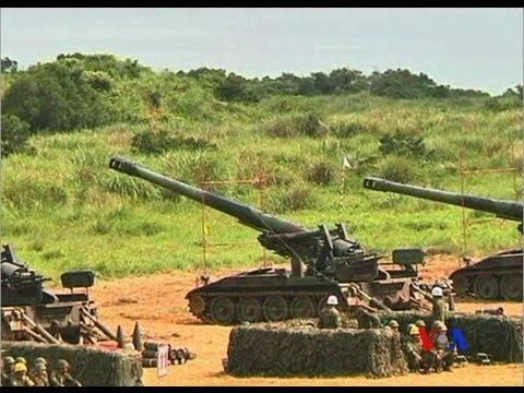 Việt Nam phản đối Đài Loan tập trận ở Biển Đông