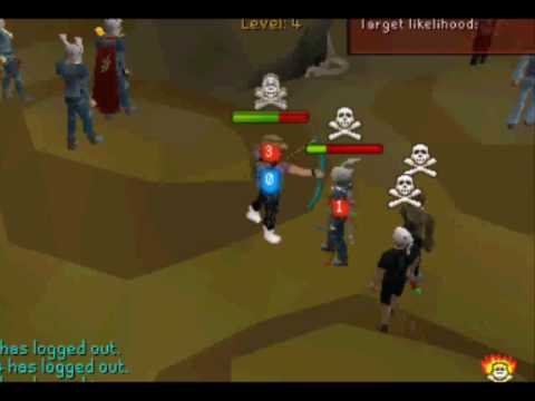 Bt C4nt H1d3s Bh Video #23 inc P2P , F2p & Shrimp Farm PKing