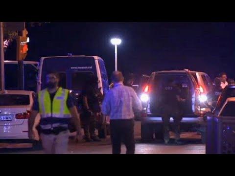 Βαρκελώνη: Προφυλακίστηκαν δύο, συνεχίζονται οι έρευνες