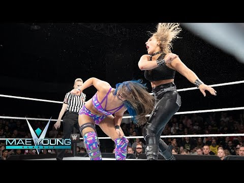 Tegan Nox Vs. Rhea Ripley - Quarterfinal Match: Mae Young Classic, Oct. 17, 2018