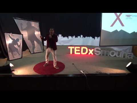 Taste Your Words | Ali Ghozlan | TEDxSmouha