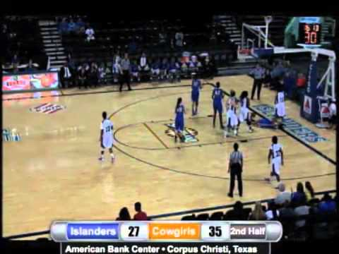 WBB Highlights vs. McNeese State