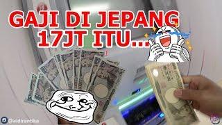 Video Cara Mengambil Gaji Di Jepang Itu... MP3, 3GP, MP4, WEBM, AVI, FLV Agustus 2018